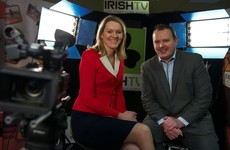 The Irish Post newspaper is snapping up parts of the now-defunct Irish TV