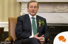 'It's in our best interests to bite our tongues. Kenny's White House visit gives us a rare opportunity'