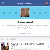Facebook's creepy new 'Discover People' feature wants you to make friends with strangers