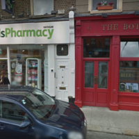 Man armed with hammer robs pharmacy in Rathgar