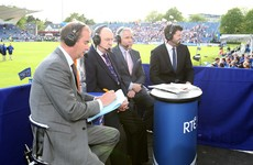 'If I didn't get to cover rugby on television again, it would be devastating for me'