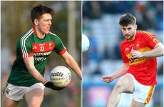 Castlebar Mitchels' defender and 2016 All-Ireland U21 winner among starters for Mayo