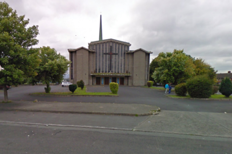 Church of the Annunciation, Finglas, is set to be demolished and replaced with a much smaller church