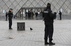 Investigators believe Louvre attacker is an Egyptian tourist