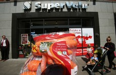 SuperValu has scrapped a 'free veg' promotion that outraged farmers