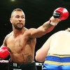 Rugby star Quade Cooper wins third pro boxing fight with brutal stoppage