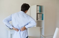 A Dublin firm has invented a 'breakthrough' back pain device