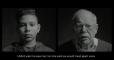How different is the story of someone fleeing Syria to that of a World War II refugee?