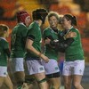 Late, late Murphy try gives Ireland opening night bonus-point win in Scotland