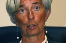 Lagarde: The euro will survive 2012