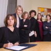 Sweden's deputy PM trolls Donald Trump with a women-only photo