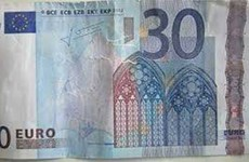 Some chancer managed to pay for their drinks in a Dublin pub with a €30 note