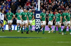 Here's how we rated Ireland after a rollercoaster of a clash against Scotland