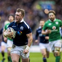 Second-half revival not enough as Schmidt's Ireland slip to dire defeat in Scotland