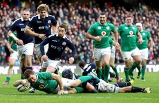 WATCH: All six tries from Ireland's disappointing Six Nations defeat in Scotland