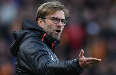 Jurgen Klopp tells Liverpool players to accept 'criticism from everywhere'