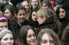 High take up of HPV vaccine by school girls