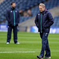 Schmidt unlikely to make 'knee-jerk reactions' after defeat in Edinburgh