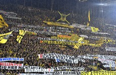 Borussia Dortmund 'deeply regret' violent attacks on visiting RB Leipzig supporters