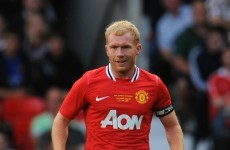 Scholes prepared to come out of retirement - report