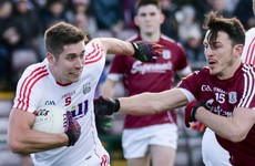 Galway peg back Cork after O'Neill's second-half scoring show