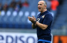 Officiating unfair to Italy, claims Conor O'Shea