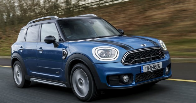 The new Countryman is the biggest ever Mini - but is it more than just a fashion statement?
