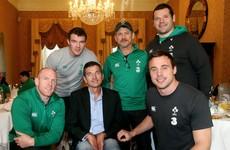 South African rugby legend Joost van der Westhuizen dies aged 45
