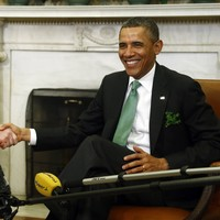 Barack Obama will get the Freedom of Dublin award (after a heated council vote)