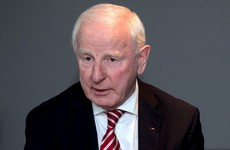 Pat Hickey says it was an 'honour' to lead OCI during 28 years as president