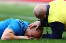 Parisse ready to shrug off neck concern ahead of Ireland clash