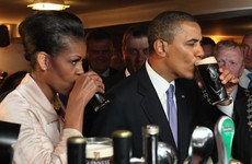 Poll: Do you think the Obamas should get the Freedom of Dublin?