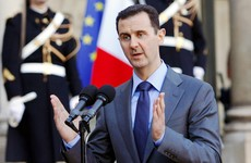 Assad says defending Syria is more important than UN action against him