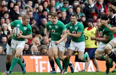 'Rugby isn't healthy for the mind, it's up and down': Comeback confidence fuelling Ireland for Rome rumble