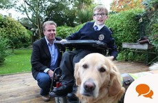 Tom Clonan: 'In all our years attending Temple Street, I have never before seen so many sick children and parents'