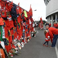 Anthony Foley's widow struck by 'amazing goodness of people' after husband's death