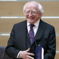 President Higgins set to be awarded Peru's highest honour