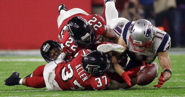 Julian Edelman was mic'd up for the most sensational play of the Pats' Super Bowl comeback