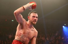 Andy Lee reveals he only wants to fight for another year