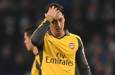 Gunners legend says Mesut Ozil wouldn't have made Arsenal's 'Invincibles' team