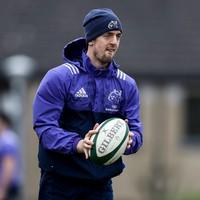 Return of Darren Sweetnam among 5 changes for Munster