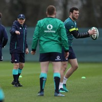 Schmidt lays down 'challenge' to Ireland players to ensure strong start