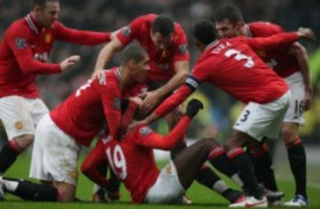 As it happened: Manchester City -v- Manchester United