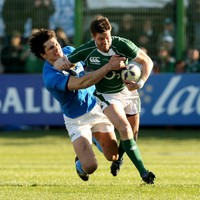 The good, the bad, and 2007: Ireland's recent ups and downs against Italy
