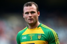 Neil McGee returns from illness as Donegal hand out one starting debut for Roscommon clash