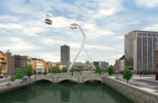 Whatever happened to... Cable cars suspended hundreds of feet above the River Liffey?