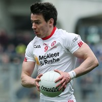 Donnelly left out of Tyrone squad to face Dublin after second concussion in seven months
