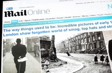 Wikipedia bans Daily Mail links as references