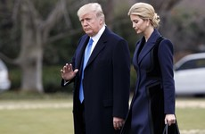 Ivanka Trump steps down as director of Doonbeg golf resort