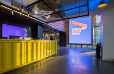 Accenture is opening a 200-person 'innovation and incubation hub' in Dublin